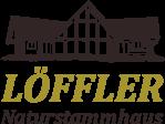 Logo Löffler Naturstammhaus